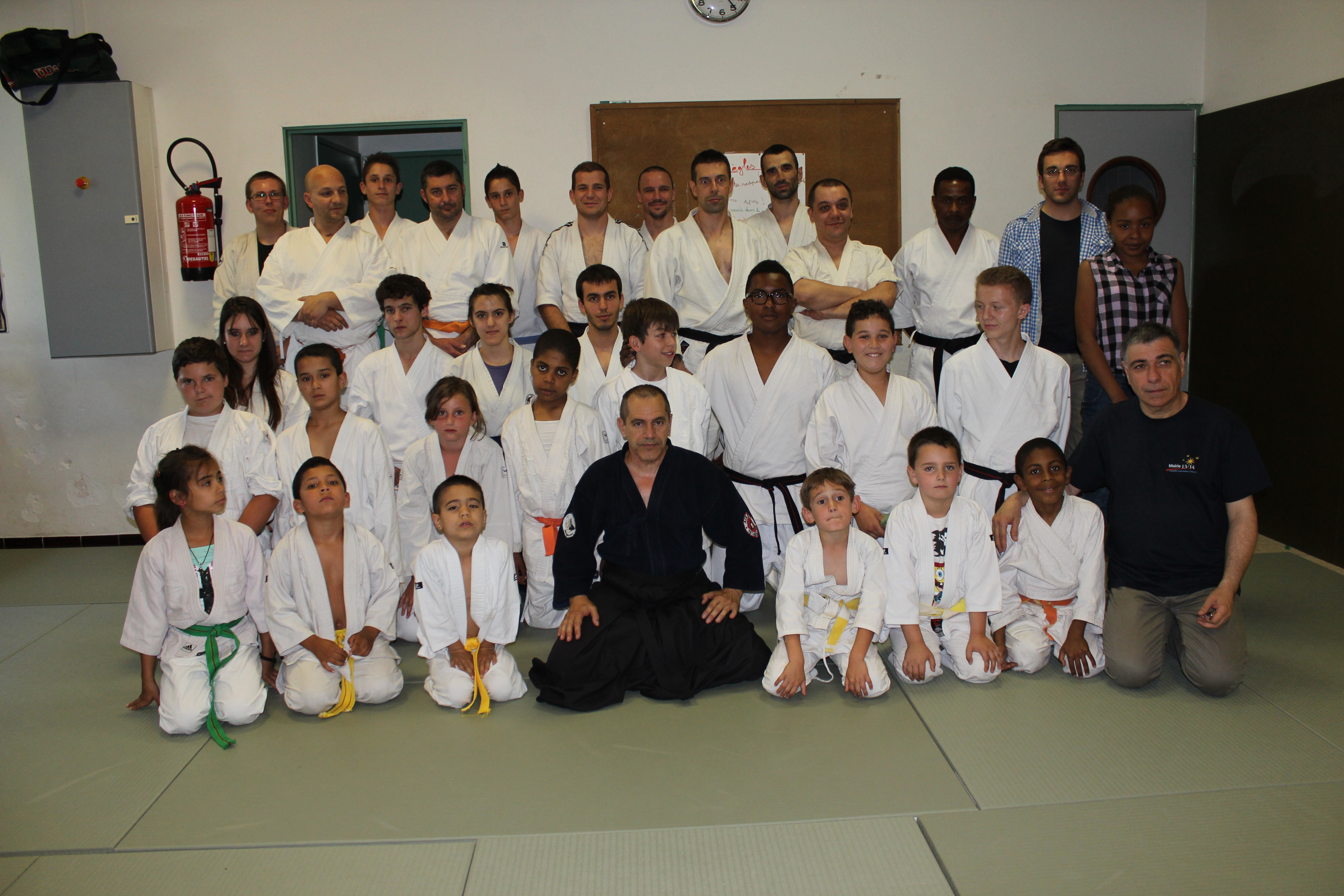 club karate marseille 13013